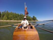 Bringing us into York Island