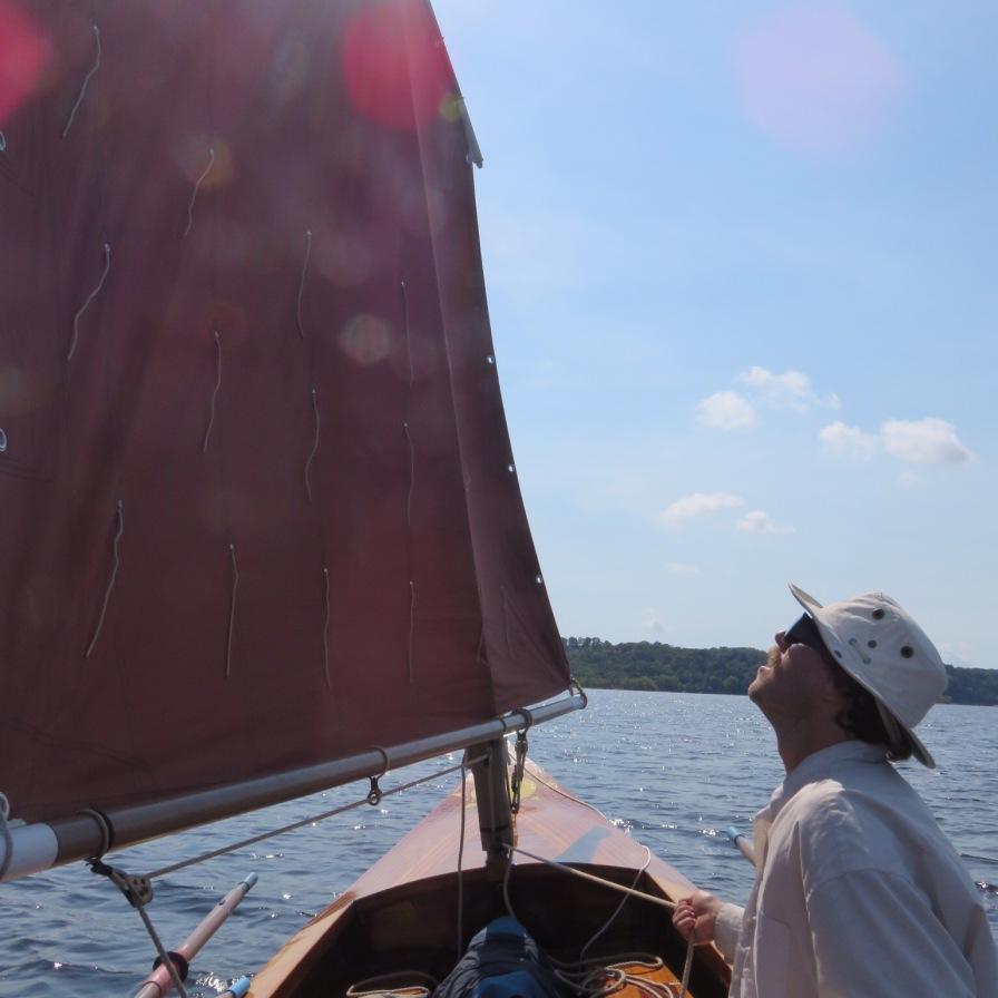 Sailing- yay!